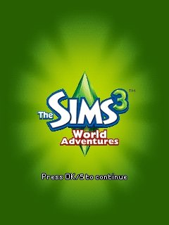 بازی موبایل The Sims 3:World Adventures